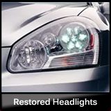 Restored Headlight
